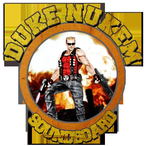 Duke Nukem Soundboard