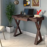 Artany Veneza Desk, Louro, H 77.5 cm x W 100 cm x D 50 cm