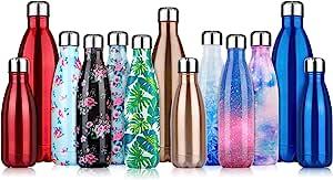 500ml Cartoon Sportflasche Für Kinder Edelstahl Tragbare Trinkflasche Leakproof