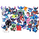 Idecalworks Stitch Ohana Means Family Disney Aufkleber Computer Zubehör