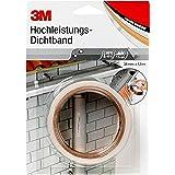 3M Cinta selladora 4412N - se adhiere a muchos metales y plásticos sin gotear, rezumar ni dejar residuos - 38mm x 1.5m, trans