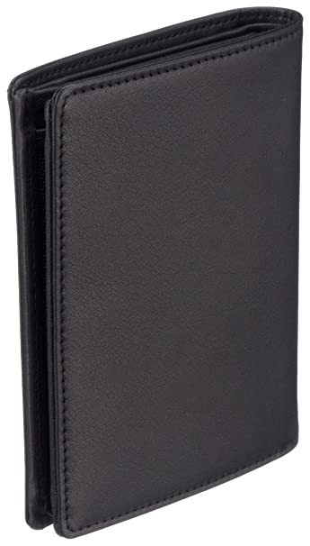 black, Portefeuilles et porte-monnaies mixte adulteNoir-V.9, 10 x 12.5 x 2.5 EU