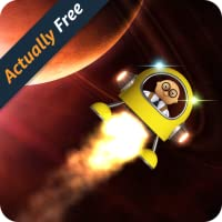Lander Hero: Classic Lunar Landing Physics Games in Deep Space