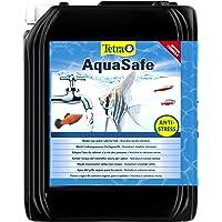 Tetra AquaSafe - Qualitäts-Wasseraufbereiter für fischgerechtes und naturnahes Aquariumwasser, neutralisiert…