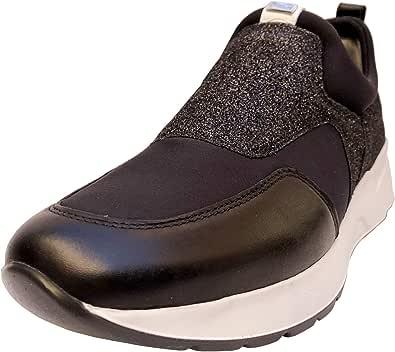 Nero Giardini A909030D Nero Sneakers Scarpe Donna Calzature Comode