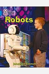 Robots: Band 04/Blue (Collins Big Cat) Kindle Edition