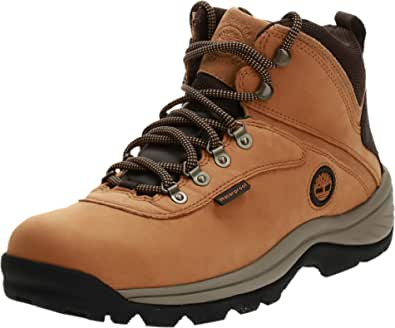 Timberland Men's White Ledge Mid Wp Ankle Boots