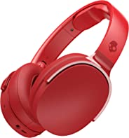 Skullcandy S6HTW-K613 Skullcandy Hesh 3 Foldable Wireless Bluetooth Over-Ear Headphones with Microphone - Red - Red/Red (Pack