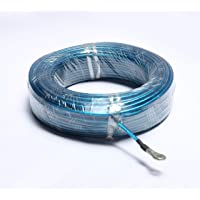TVASTEE PVC Coated Stainless Steel Clothesline Multipurpose Rope Wire Hanging Drying Laundry Clothes (30 Mtr * 4mm…