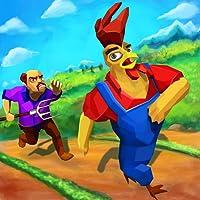 Chicken Evil Farm Escape