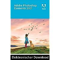 Adobe Photoshop Elements 2021 | 1 Benutzer | PC | PC Aktivierungscode per Email