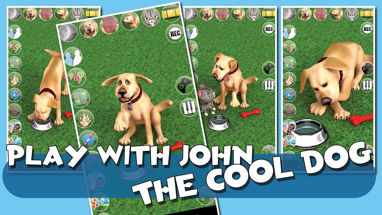 Zoom IMG-3 talking john dog free