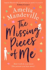 The Missing Pieces of Me: Discover the novel that will break your heart and mend it again Kindle Edition