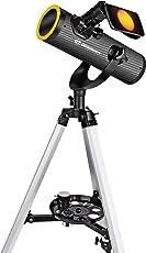 Bresser Solarix AZ Teleskop 76/350 für Nacht und Sonnenbeobachtung