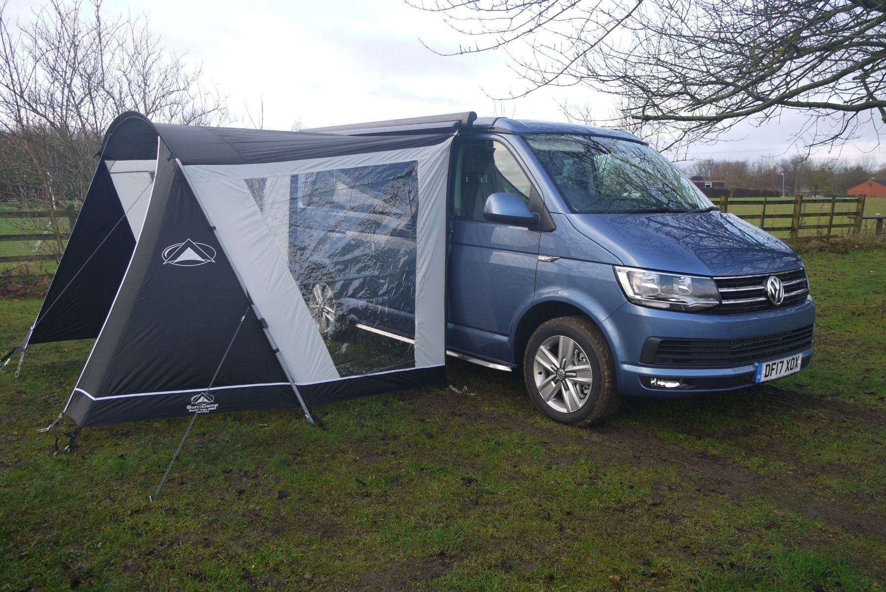 Sunncamp Camper Van/Motorhome Canopy Swift 260 4