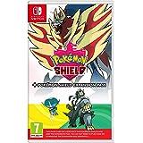 Pokemon Shield + Expansion Pass - Nintendo Switch [Edizione: Regno Unito]