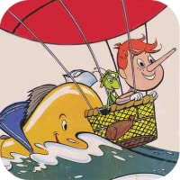 Adventures of Pinocchio Comics