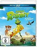 Prinz Ribbit - Ein Frosch auf Umwegen!  (inkl. 2D-Version) [3D Blu-ray]