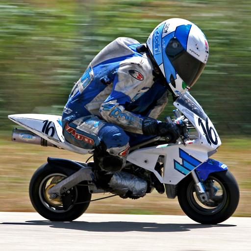 juego: min moto