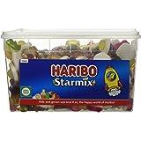 HARIBO, Starmix bulk sweets tub 1.75kg, MIXED FRIUT