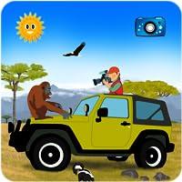 Finde sie alle : auf der Suche nach Tieren (komplette Version)