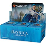 Wizards of the Coast 630509673162 Magic The Gathering-Ravnica Allegiance Booster Display mit 36 Packungen