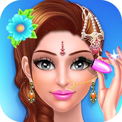 Mode in der Welt für Mädchen - Spielen Sie sich mit Frauen aus verschiedenen Weltkulturen in diesem kostenlosen Spiel!