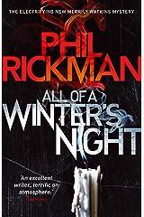 All of a Winter's Night (Merrily Watkins Series) Paperback