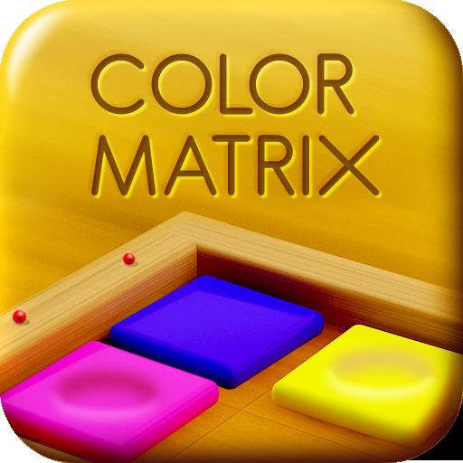 Color Matrix Space Odyssey (Sonic Memory-spiel)
