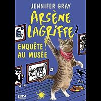 Arsène Lagriffe - tome 05 : Arsène Lagriffe enquête au musée (Arsene Lagriffe t. 5)