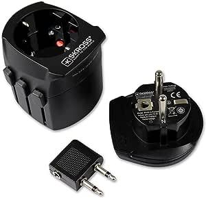 Skross Pro Light World Weltreiseadapter Reisestecker Elektronik
