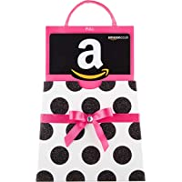 Amazon.co.uk Gift Card for Any Amount in a Polka Dot Reveal