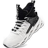 VcnKoso Scarpe Ginnastica Donna Corsa Uomo Casual Running Traspirante Fitness Estive Outdoor Sportive Sneakers EU38-45