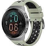 HUAWEI Watch GT 2e Smartwatch (46 mm AMOLED touchscreen, SpO2-monitor, hartslagmeting, muziek afspelen, GPS, fitnesstracker,