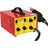 Auro Plus 900 3 in 1 SMD Rework Station with battery booster and 15W micro iron