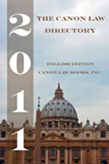 The Canon Law Directory 2011 Paperback