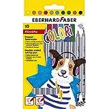 Eberhard Faber 550010 – dubbelfibermålning, 10-pack kartong