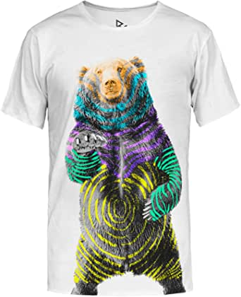 Blowhammer T-Shirt Uomo - Bear Green