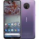 """Nokia G10 Android Smartphone, Dual Sim, 4G RAM, 64 GB ROM, 6.5""""HD+ LCD, Triple camera with AI modes, 5050 mAh up to 3 day bat"""