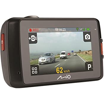 mio mivue 658 wifi super hd dashcam videokamera f r auto. Black Bedroom Furniture Sets. Home Design Ideas