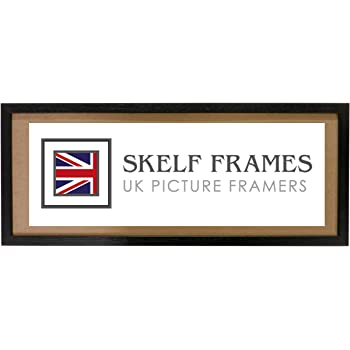 20x10 PANORAMIC PICTURE PHOTO POSTER WOOD FRAME (Phoenix Black ...