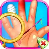 Arzt der Hand - Spiel für Kinder : Der beste Handchirurg !