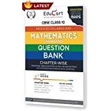Educart CBSE Maths Class 10 Question Bank (Reduced Syllabus) for 2021