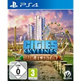 Cities: Skylines - Parklife Edition (PlayStation PS4)