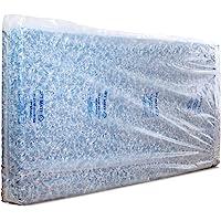 Direct Manufacturing - Sac de rangement à usage intensif pour matelas, Lit simple, 3'0'' x 6'3'' / 90 x 190cm / 35.5 x 75 pouces