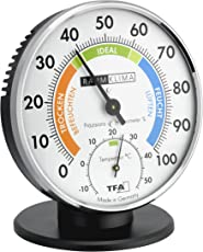 TFA Dostmann 45.2033 analoges Präzisions Thermo-Hygrometer