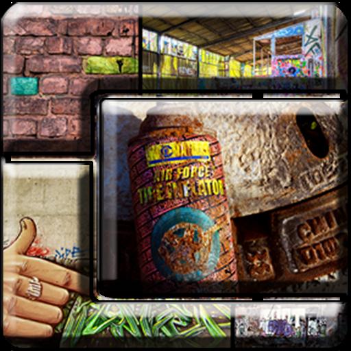 Graffiti HD Live Wallpaper
