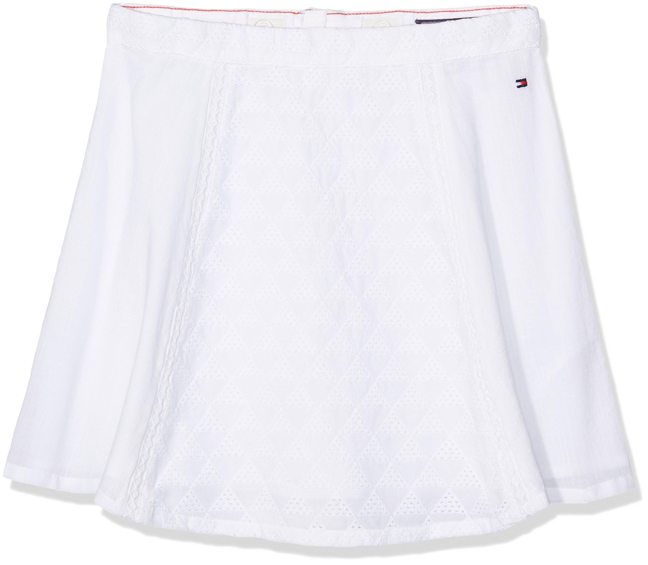 Tommy Hilfiger Ame Geo Shiffley Skirt Falda para Niños