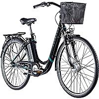 Zündapp Z510 E Bike Damen 28 Zoll Fahrrad Damen 28 Zoll E Damenfahrrad Tiefeinsteiger E Bike 28 Elektrofahrrad mit…