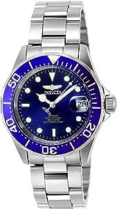 Invicta 9094 Pro Diver Orologio da Unisex acciaio inossidabile Automatico quadrante blu